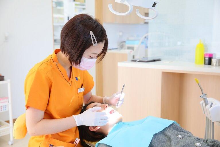 歯科医院で行う口臭治療・口臭予防