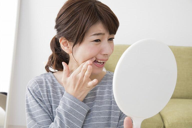 歯周病以外の歯茎が痛い・腫れる原因