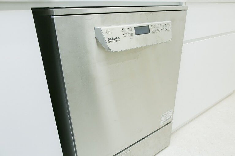 熱水消毒器